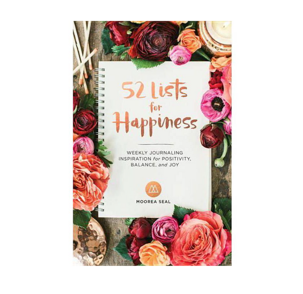 52 Lists for Happiness - Juniper Millbrook