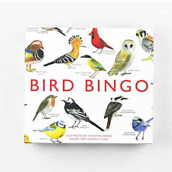Bird Bingo - Juniper Millbrook
