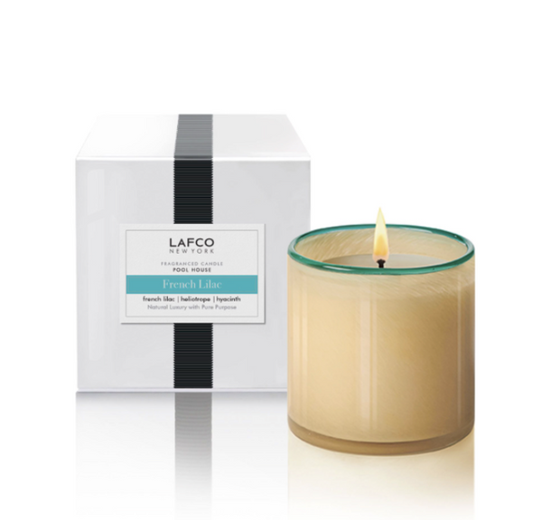 Lafco French Lilac Candle - Juniper Millbrook