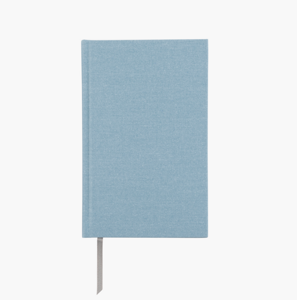 Appointed Chambray Journal - Juniper Millbrook