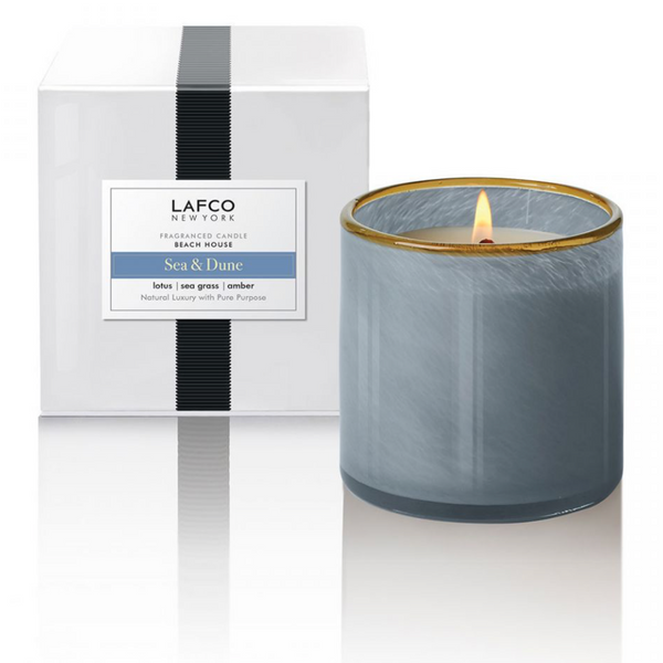 Lafco Sea & Dune Candle - Juniper Millbrook