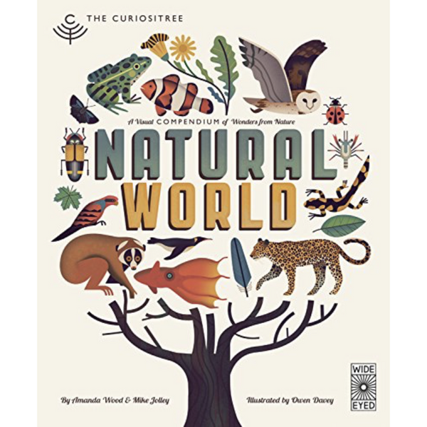 Natural world book - Juniper Millbrook