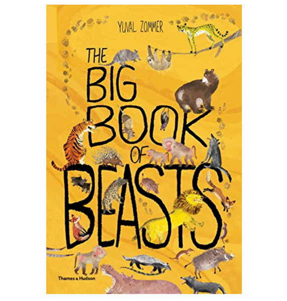 The Big Book of Beasts - Juniper Millbrook