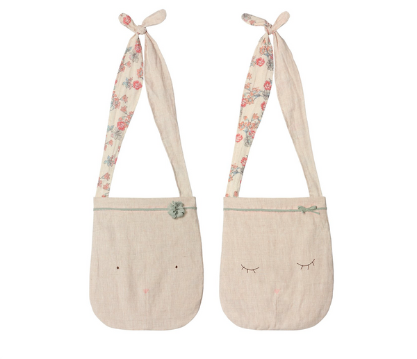 Linen Bunny Bag - Juniper Millbrook