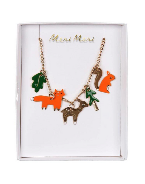 Animal Necklace - Juniper Millbrook