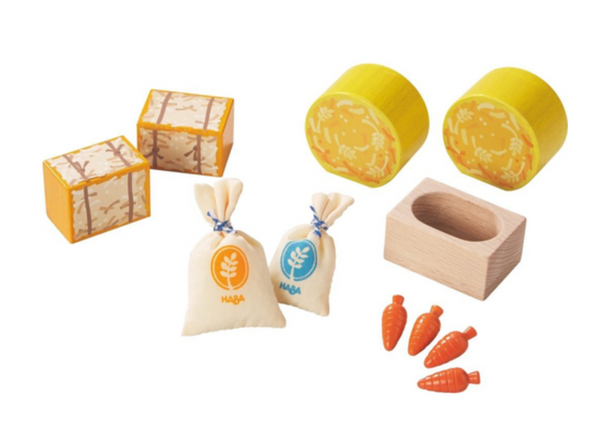 Little Friends Horse Feed Play Set - Juniper Millbrook