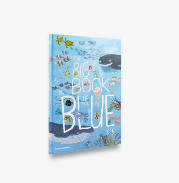 The Big Book of Blue - Juniper Millbrook