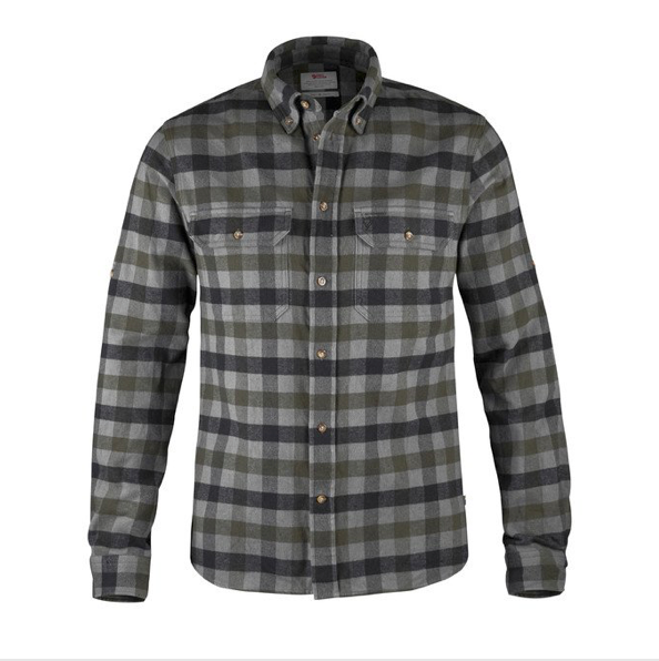 Skog Shirt - Juniper Millbrook