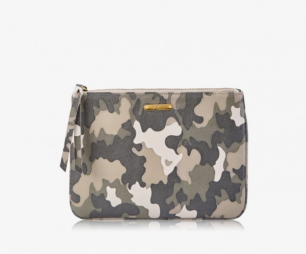 Military Camo All In One Bag - Juniper Millbrook