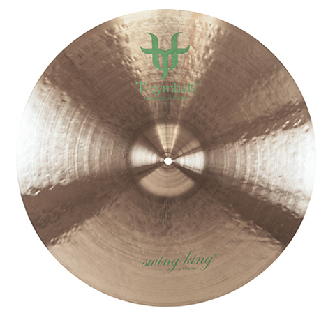 "T-Cymbals Swing King 22"" Ride"