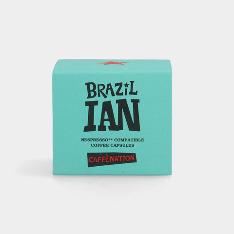Coffee Capsules BRAZIL IAN (per box of 12 X 10)
