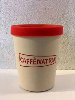 Eco-cup (Just Swap It) Caffenation Logo (2 sizes)