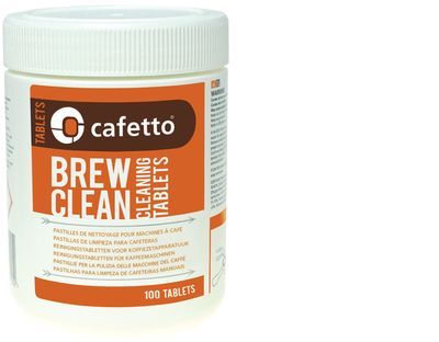 Cafetto Coffee Thermos/Container Cleaner (100 tablets)