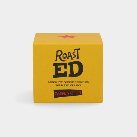 Coffee CAPSULES Roast ED (per box of 12 x 10)