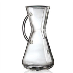 Chemex 3-cup brewer (glass handle)