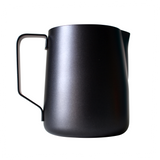 Rhinowares Professional Milk Pitcher - Black Teflon