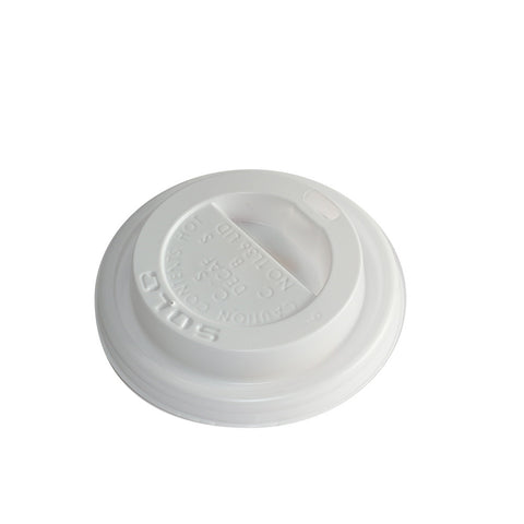 Take Away Lids for 6oz cups White (per 100)