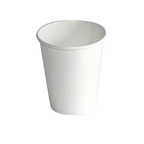 Take Away Cups 9oz White (per 100)