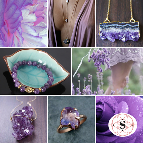 Mystic Amethyst Collection
