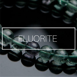 Fluorite Crystal Jewelry