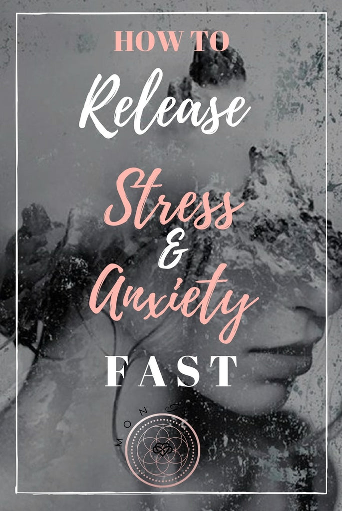 HOW TO Release Stress and Anxiety FAST