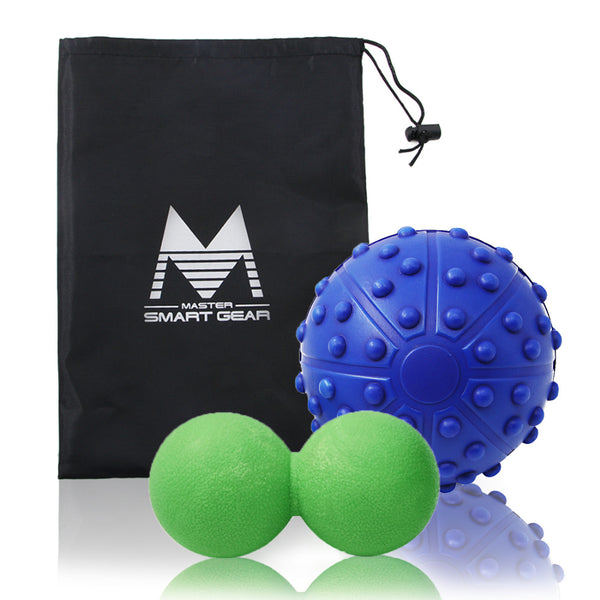 Back Massage Ball for Muscle knots and Pain Relief