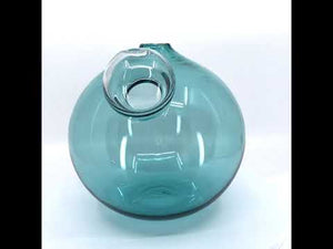 Large Bubble Vase - Teal
