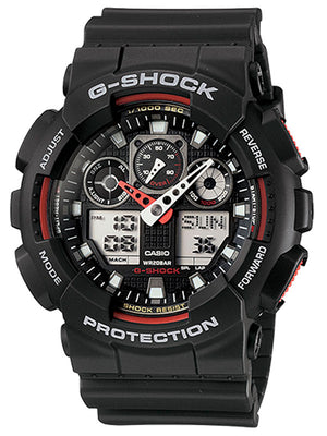 G-Shock Duo/Chrono GA100-1A4
