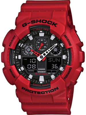 G-Shock Duo/Chrono GA100B-4A