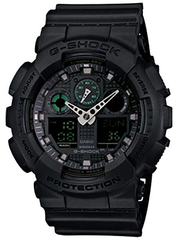 G-Shock Duo/Chrono GA100MB-1A