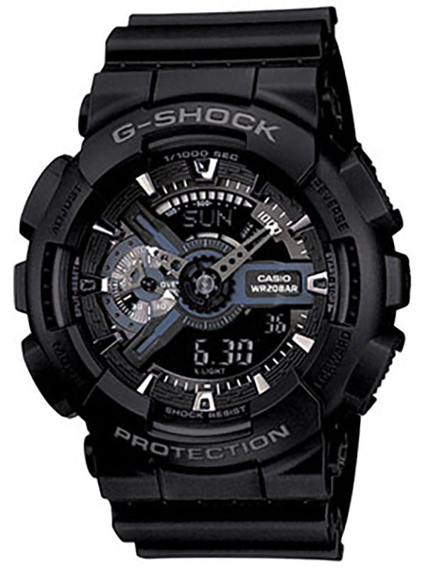 G-Shock Duo/Chrono GA110-1B