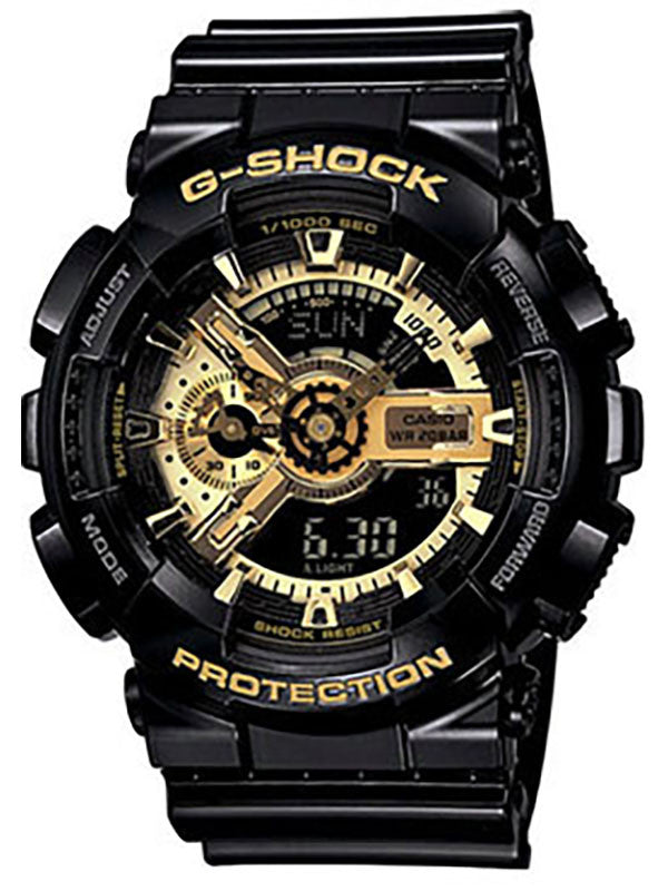 G-Shock Duo/Chrono GA110GB-1A