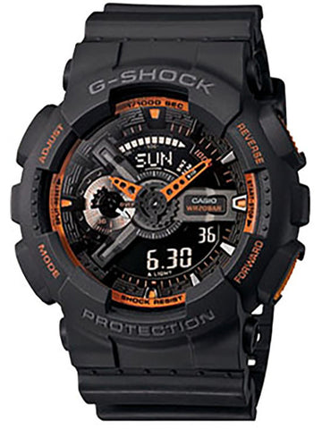 G-Shock Duo/Chrono GA110TS-1A4