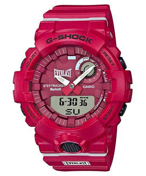 GBA800EL-4A GShock Bluetooth, Stopwatch/Step Count