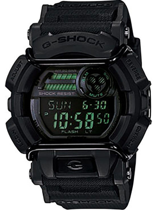 G-Shock Digital Military Black Series, Shock Resistant GD400MB-1D