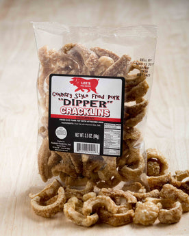 Order Your Favorite Pork Rinds Online Today. Lee's Pork Cracklins Are Available In Twelve, Eighteen, And Thirty Six Packs. Fastest Pork Rind Shipping Online. Get Free Shipping On Cracklin Orders Over $75.