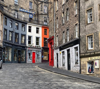 10 Beautiful and Independent Gift Shops in Edinburgh