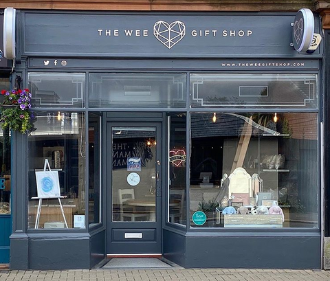 the wee gift shop stockist