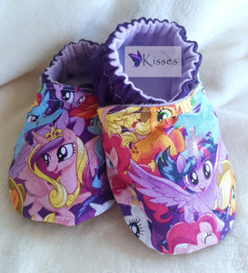 d374ccf6f53a My Little Pony Snugz – Butterfly Kisses Shoes and Apparel