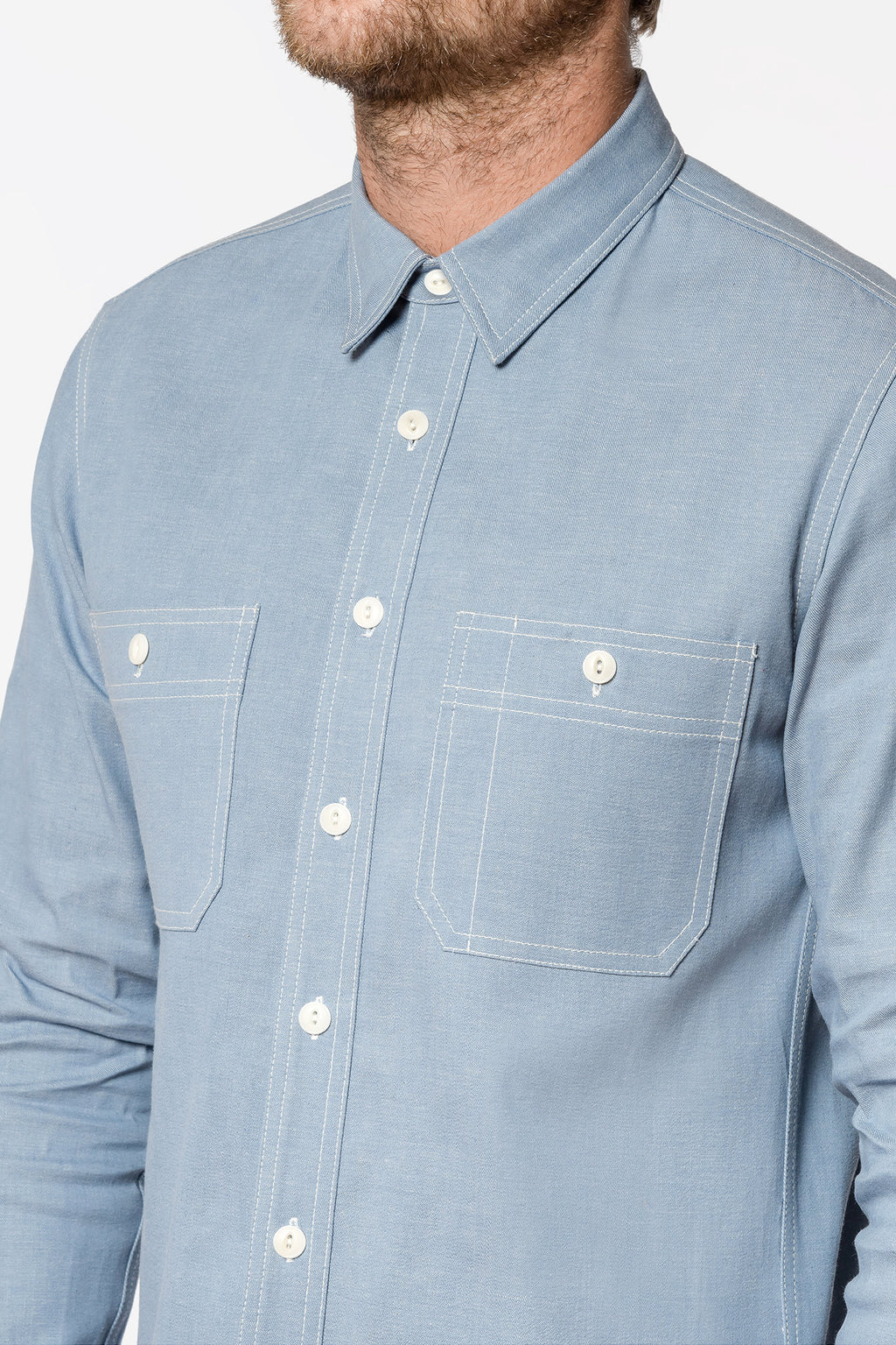 MEN'S WORKER SHIRT