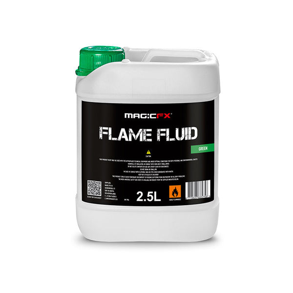 MAGICFX® Flame Fluid Green 2,5L