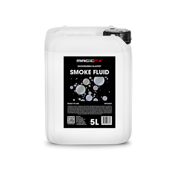MAGICFX SMOKEBUBBLE BLASTER® - SMOKE FLUID 5L.
