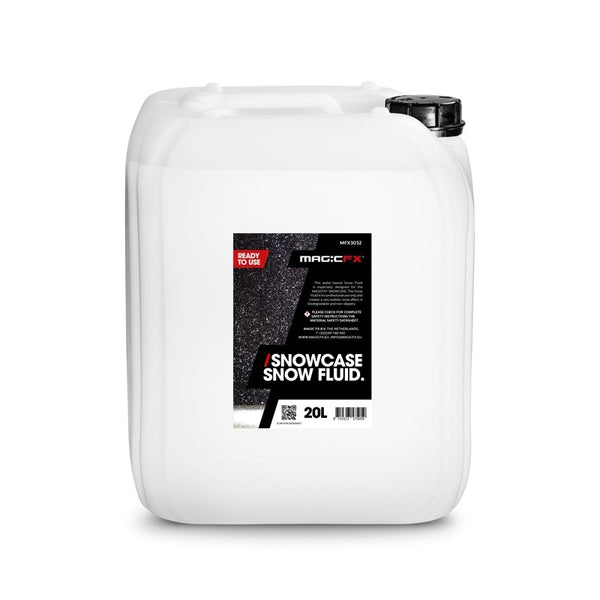 MAGICFX®  SNOWCASE - SNOW FLUID 20L