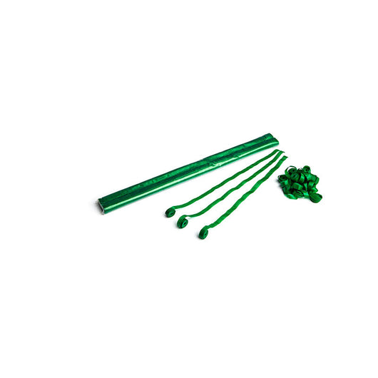 Streamers 5m x 0.85cm - Dark Green