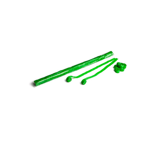 Streamers 10m x 1.5cm - Light Green