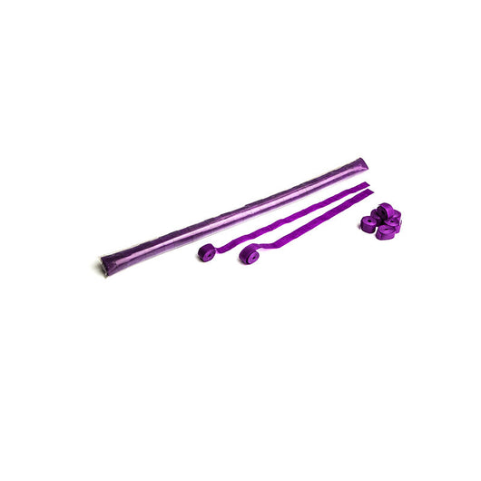 Streamers 10m x 1.5cm - Purple