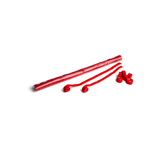 Streamers 10m x 1.5cm - Red