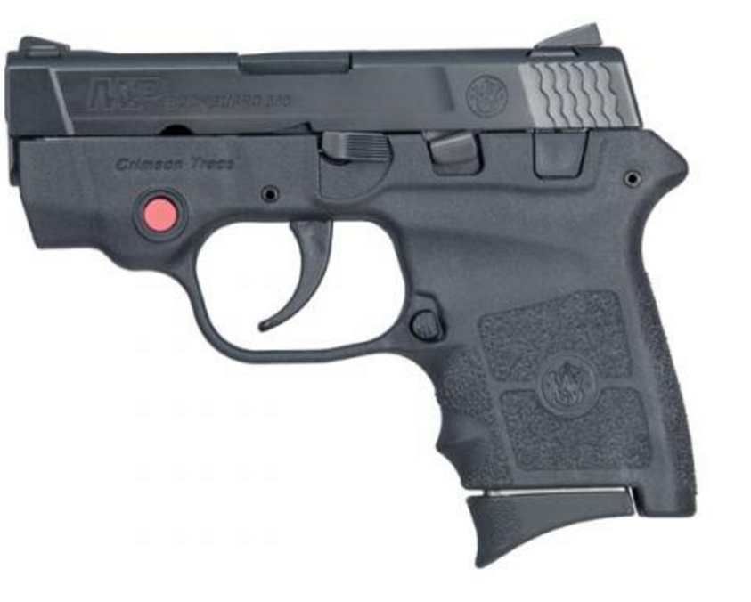 S&W M&P® BODYGUARD® 380 CRIMSON TRACE® NO THUMB SAFETY (10265)