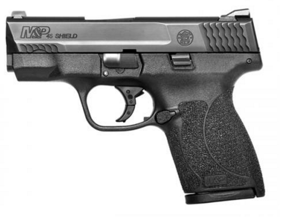 S&W M&P®45 SHIELD™ NO THUMB SAFETY (11531)