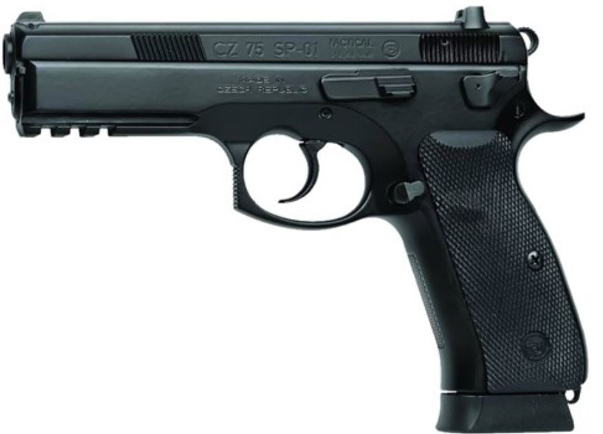 CZ 75 SP-01 Tactical 18+1 NS (91153)